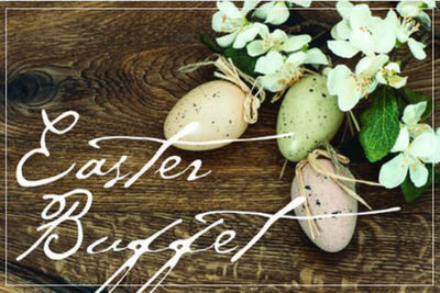Easter Buffet 600x400